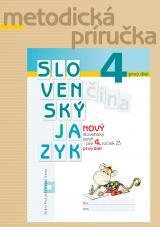 NOVÝ Slovenský jazyk pre 4. ročník ZŠ, 1. diel