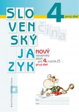 NOVÝ Slovenský jazyk pre 4. ročník ZŠ