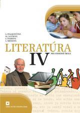 Literatúra pre stredné školy – učebnica