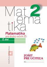 Matematika 2 (2. diel) - ZPU