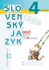 NOVÝ Slovenský jazyk pre 4. ročník ZŠ, 2. diel