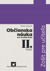Občianska náuka pre stredné školy – ZPU (2. diel)