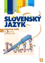 Slovenský jazyk pre 3. ročník ZŠ