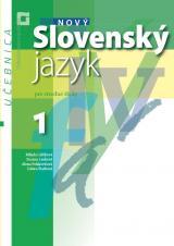 Nový slovenský jazyk pre stredné školy 1 – učebnica