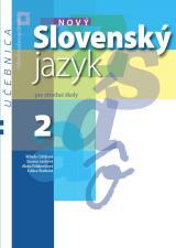 Nový slovenský jazyk pre stredné školy 2 – učebnica