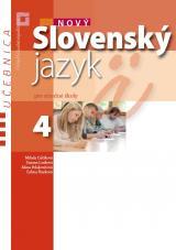 Nový slovenský jazyk pre stredné školy 4 – učebnica